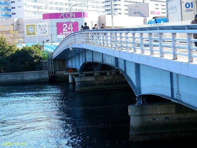 江東区内の橋めぐり